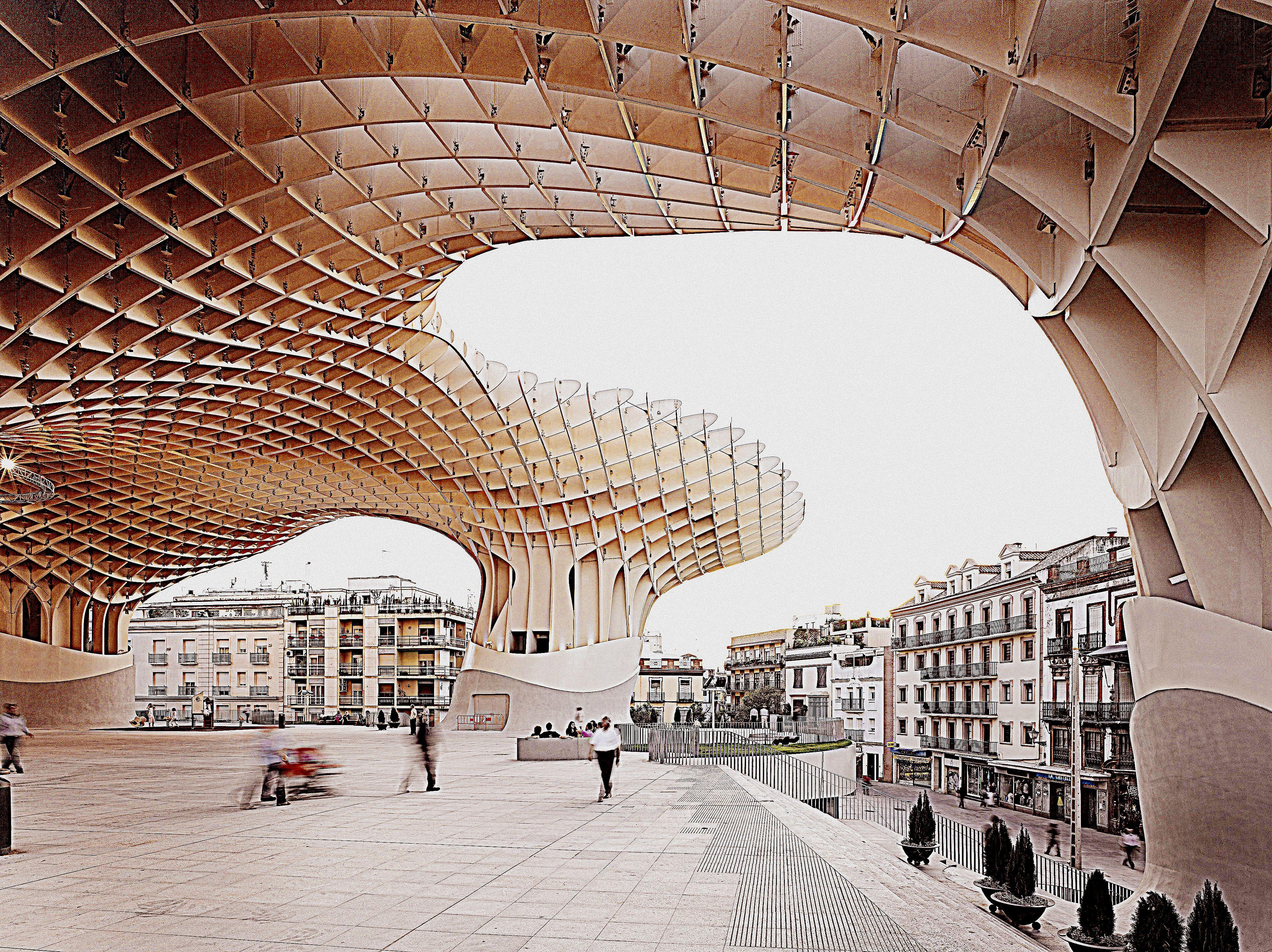 Metropol Parasol Architecture Pinterest Architecture # Muebles Ricaldi