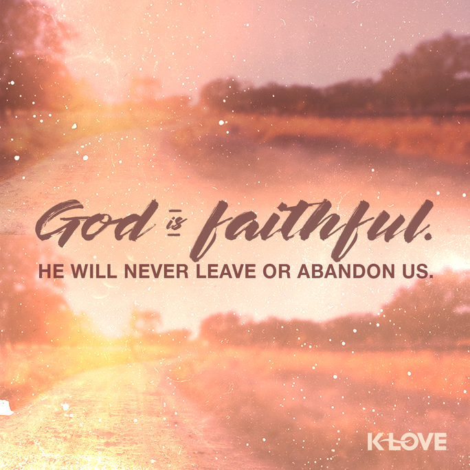Do not be afraid or discouraged, for the Lord will personally go ahead of you. He will be with you; He will neither fail you nor abandon you. Deuteronomy 31:8 NLT
