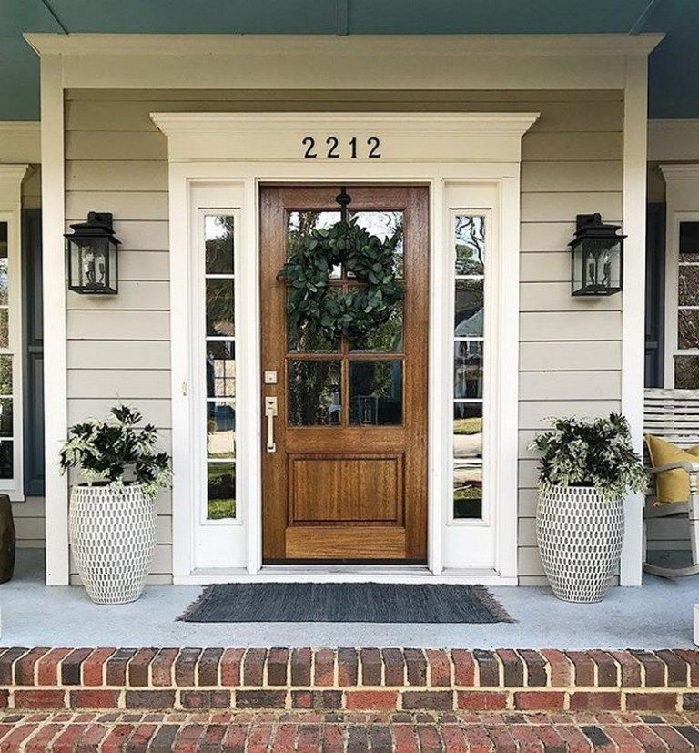 43 Home Front Door Design That Will Make Your Home Awesome