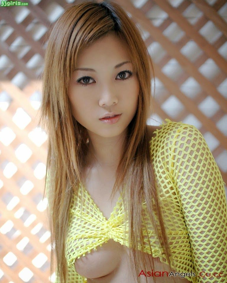Japanese av idol girl nude