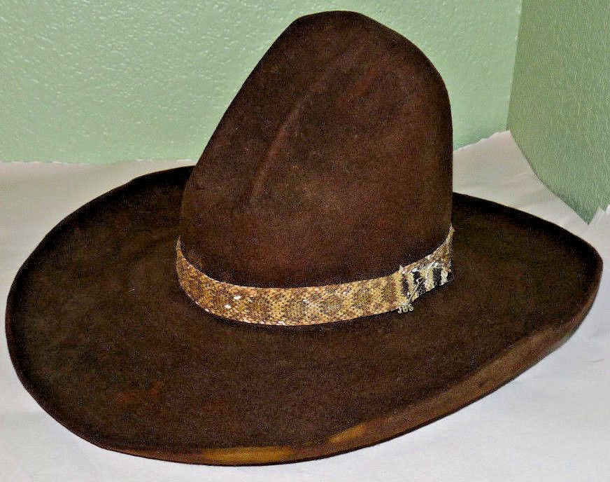 fd89cdeab3f16 OLD Vintage Stetson