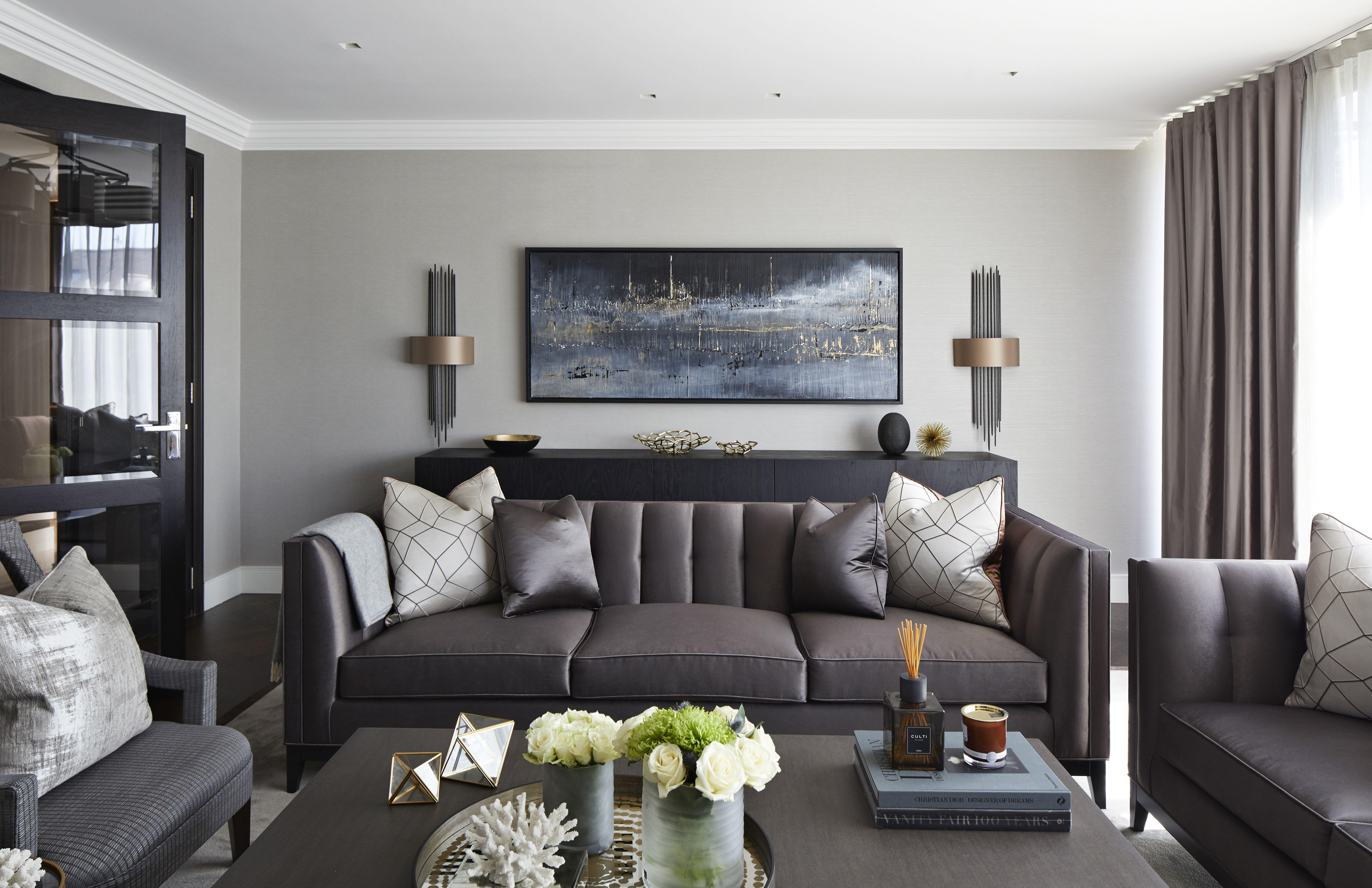 Bridge Lane Interior Design Interior Design London Living Room