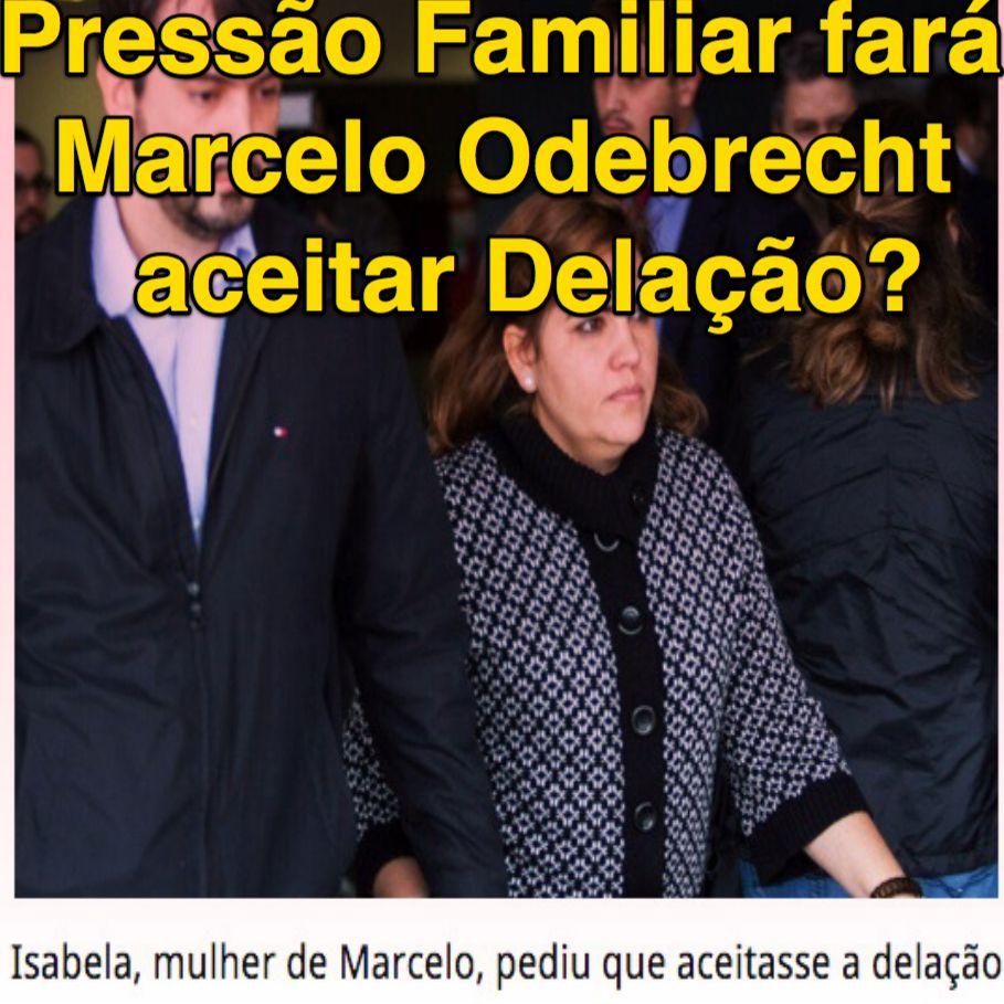 Pressão Familiar fará Marcelo Odebrecht aceitar Delação? ➤ http://tribunadainternet.com.br/pressao-da-familia-faz-marcelo-odebrecht-aceitar-delacao ②⓪①⑥ ⓪③ ②① #Impeachment