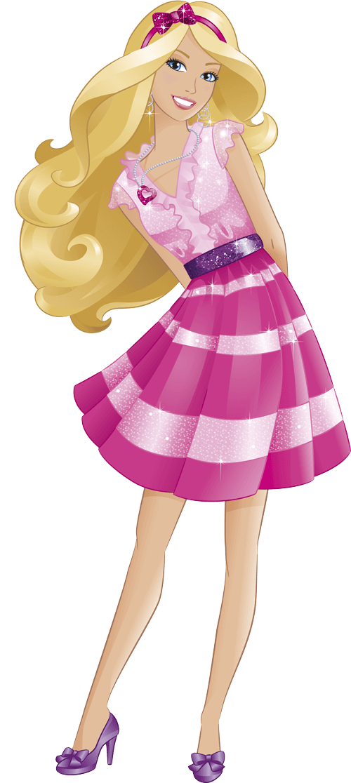 barbie png - Google Search | Barbie (frames and arts on cartoons ...