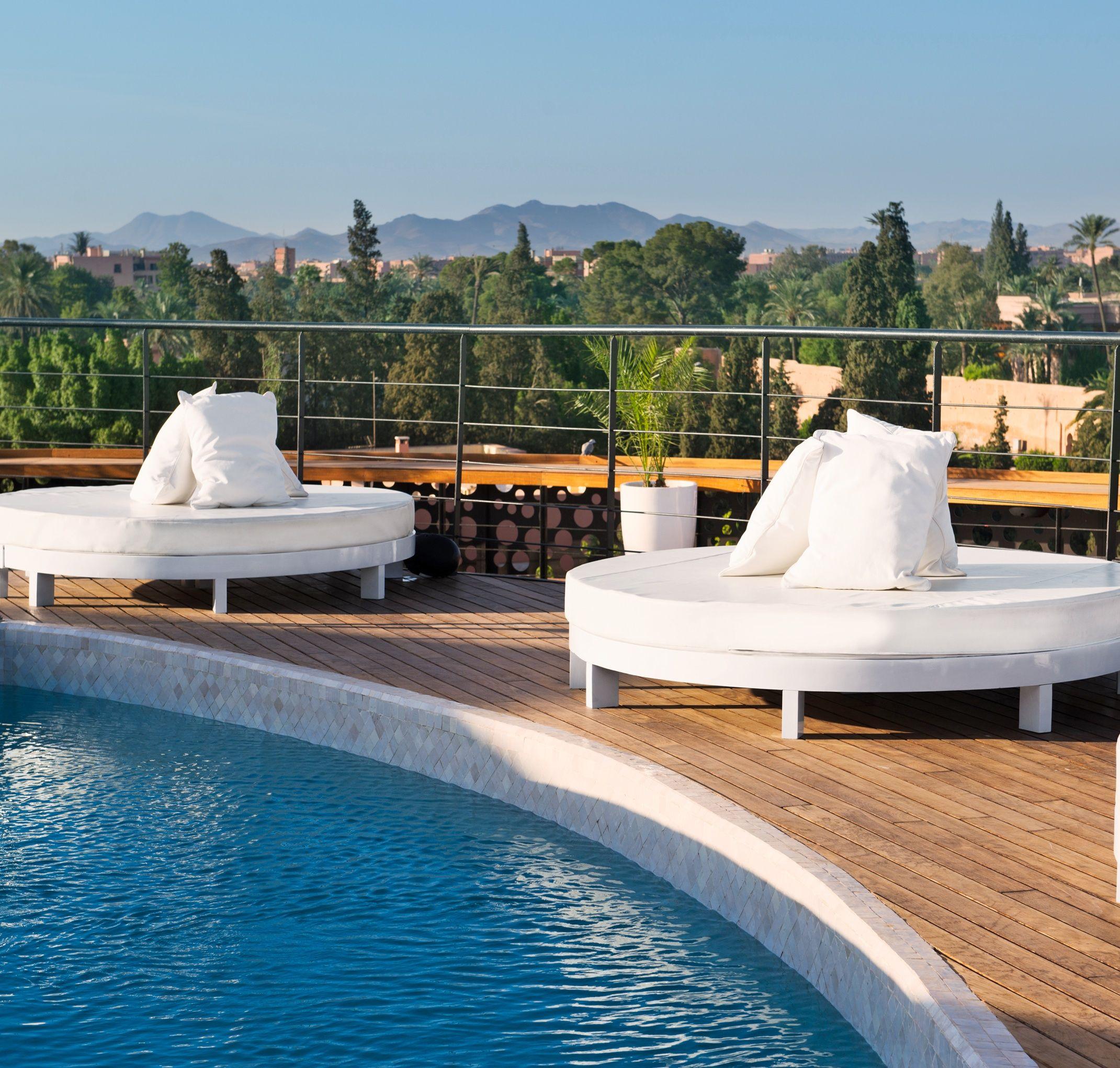 Luxurious Zen Resort: The Pearl Marrakech (Marrakech, Morocco