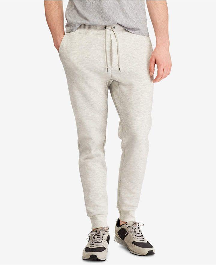 74da66fe35e Polo Ralph Lauren Men s Big   Tall Double-Knit Tech Jogger Pants ...
