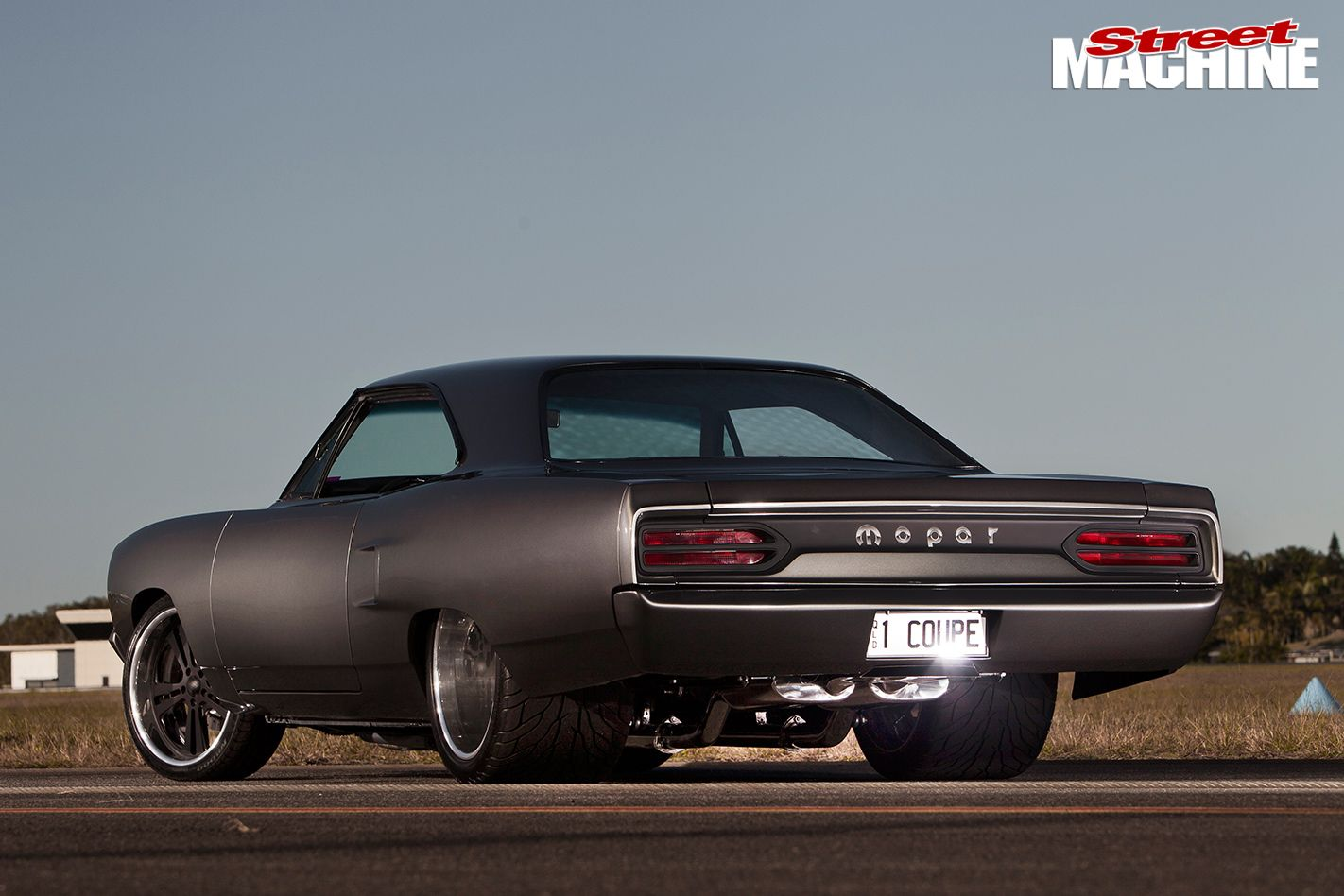 500 Cube 1970 Plymouth Satellite Exterior Muscle Cars