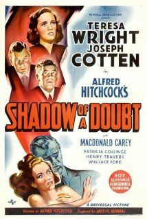 Shadow of a Doubt (1943) Poster