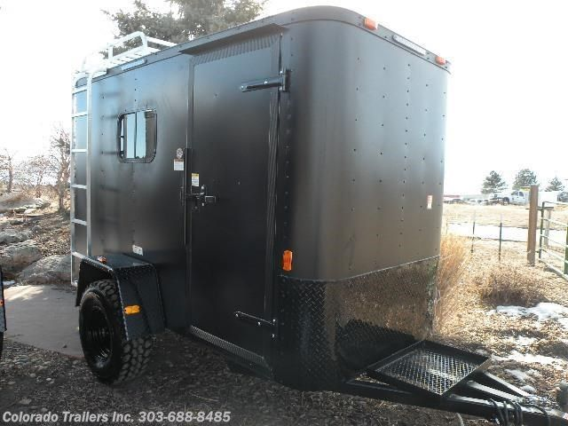 New 2017 Cargo Craft 5x10 Off Road Trailer For Sale By Colorado Trailers Inc Available In Castle Rock