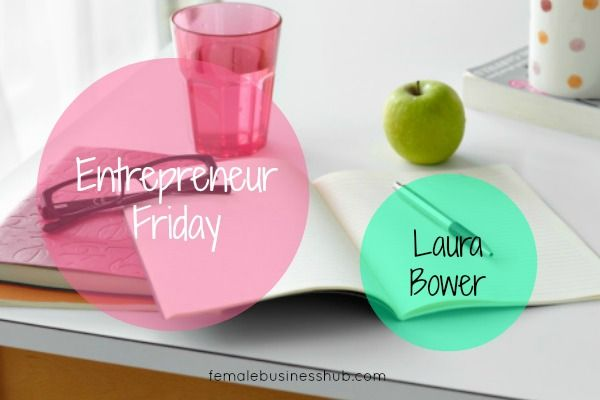 This week on Entrepreneur Friday we have Laura Bower fromFleur Foto Photography.
