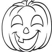 fun online printable interactive halloween coloring sheets pumpkin jack o lantern - Jack O Lantern Coloring Page