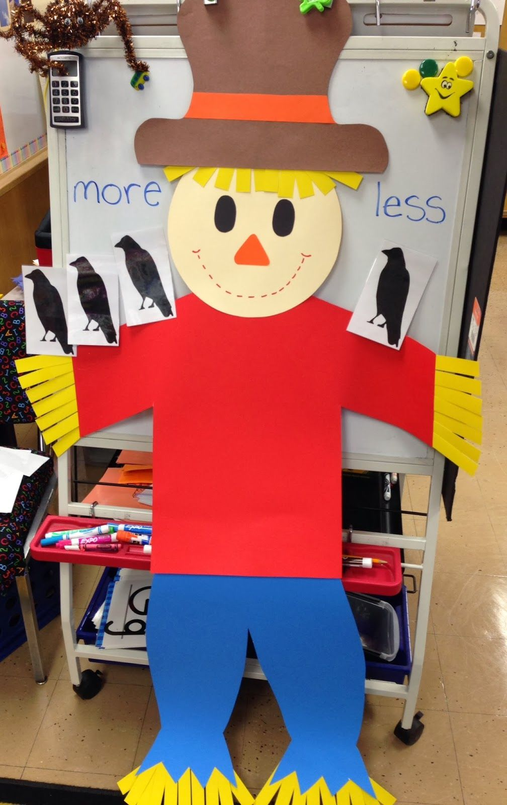 Scarecrows Unit: TONS of Math, Writing, & Literacy Activities ...