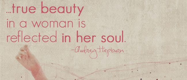 Beauty Quotes Audrey Hepburn