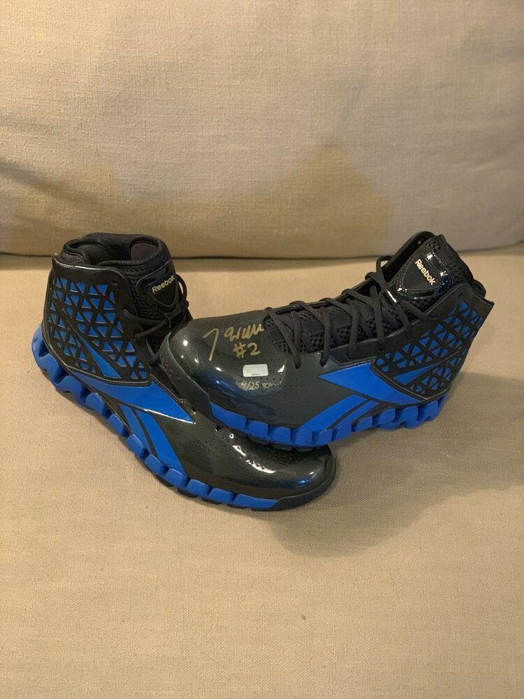john wall signed reebok shoes fashion clothing shoes on john wall id=12066