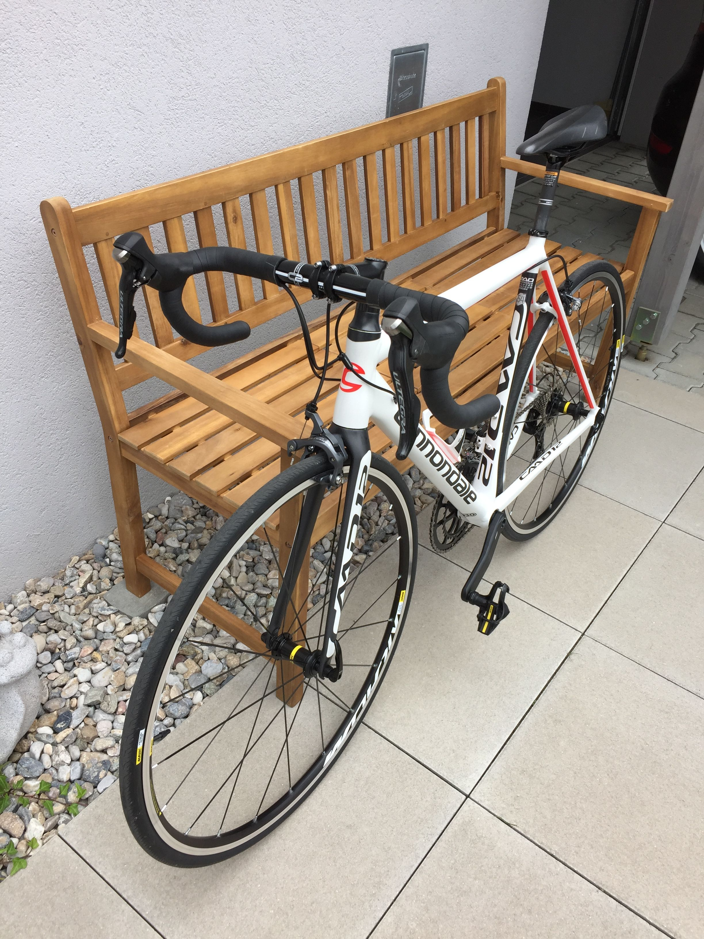 Cannondale Caad12 Ultegra White 2016