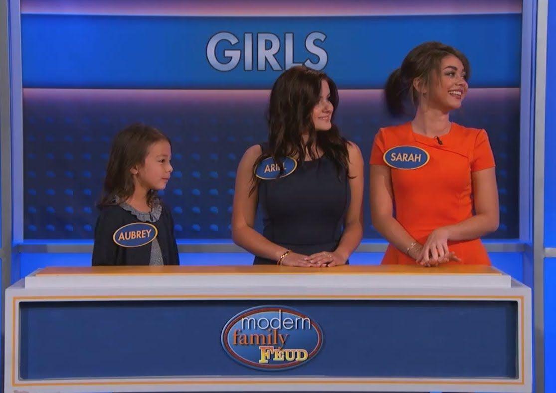 Is family feud filmed in georgia - Modern Family Feud Kids Edition On Jimmy Kimmel Live Part 1