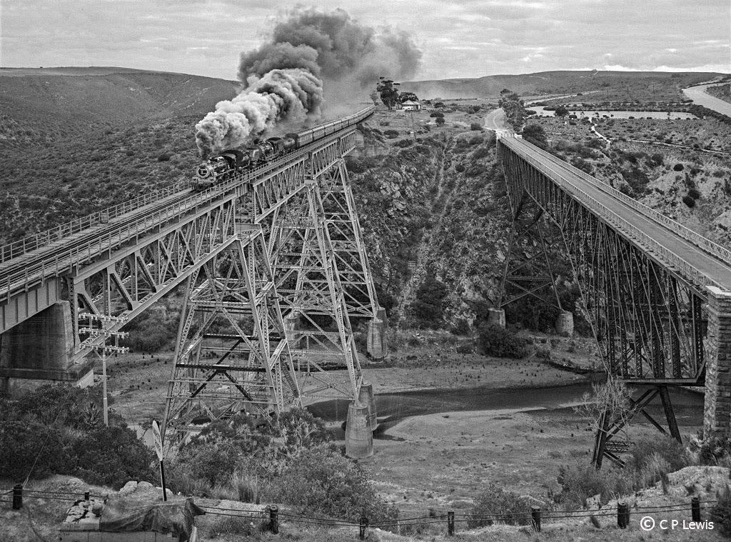 Part 12 - Worcester-Mossel Bay and the NCCR © C P Lewis - Soul of A Railway