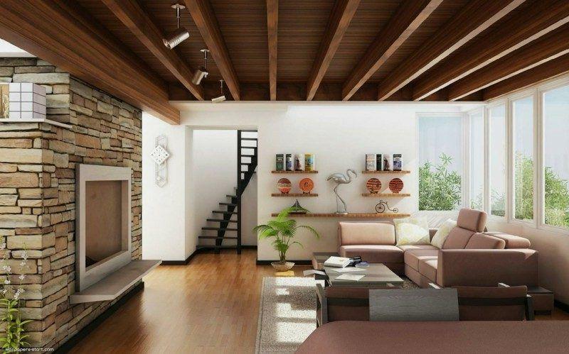 Deckengestaltung Wohnzimmer   Raumgestaltung ...