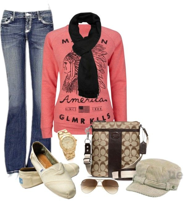 """""""casual"""" by emhodges01 on Polyvore"""