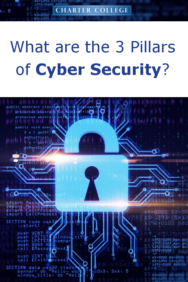 What Are The 3 Pillars Of Cyber Security Cyber Security Cyber Cyber Threat