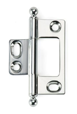 Bh2a Nm Pc Ball Ball Tip Non Mortising Cabinet Hinge In