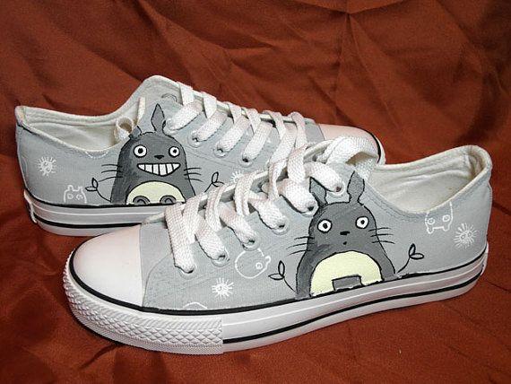 Deportivas Totoro Moda Geek