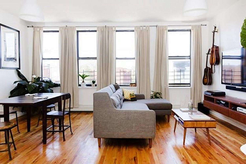 Penelope & Zack's Minimal, Moody & Modern in Brooklyn