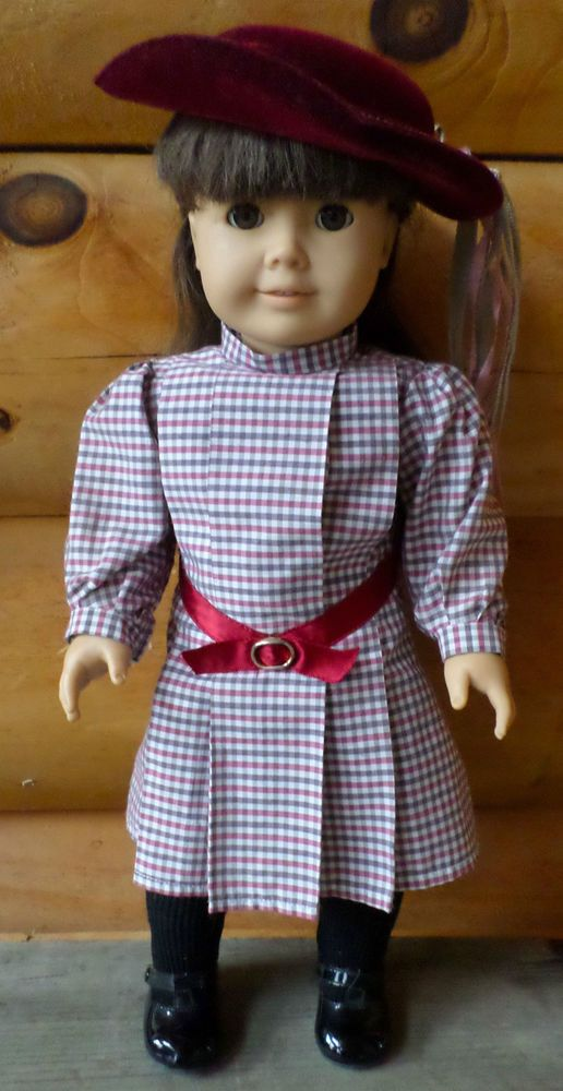 "Pleasant Co Pre Mattel 18"" Samantha American Girl Doll, Artist ..."