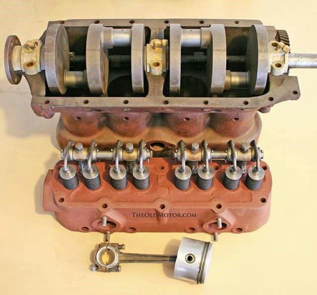 Buick Wildcat V8 Engine: Pin De Frank Menicola En Engines V8 FlatheadOHCDOHC T