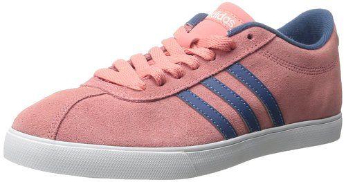 adidas neo women's courtset w della scarpa mia