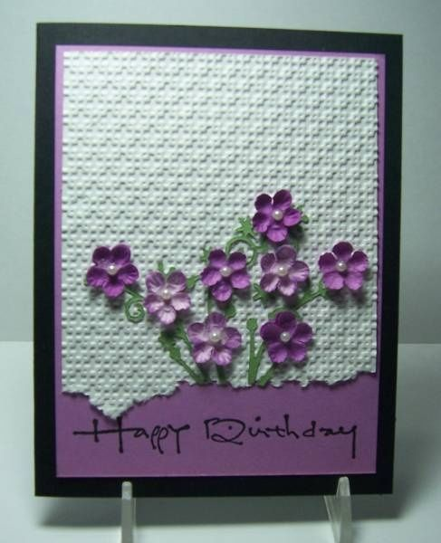 Pin By Dale Davis On Cards-Floral