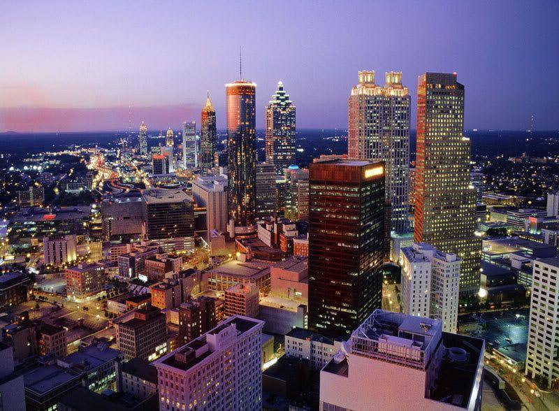 13. Atlanta, GA