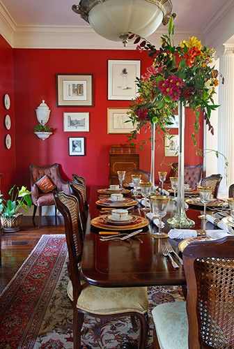 New Orleans Dining Room Design, Pictures, Remodel, Decor ...