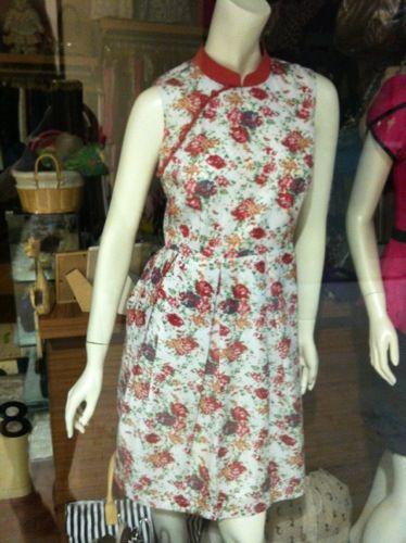 cheongsam #qipao #chinesedress | Chinese Dress | Pinterest