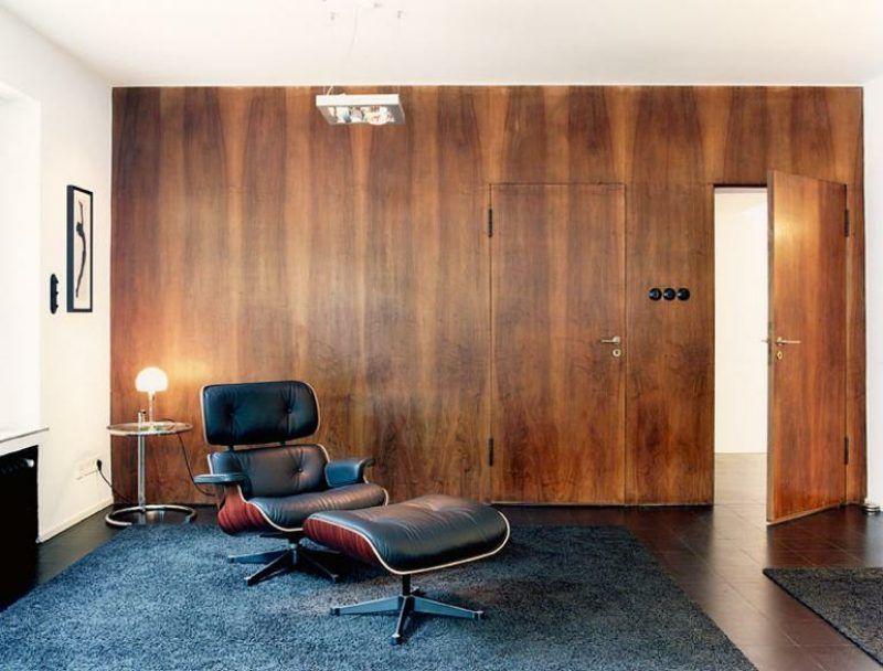 Wandgestaltung Mal Anders Wand Mit Laminat Verkleiden Kuche Badezimmer Modern Parador Fliesen Ohneflie Innenarchitektur Wohnzimmer Schoner Wohnen Wohnen