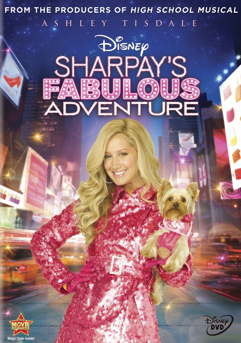 Sharpays Fabulous Adventure Ashleyyy Tisdale Adventure