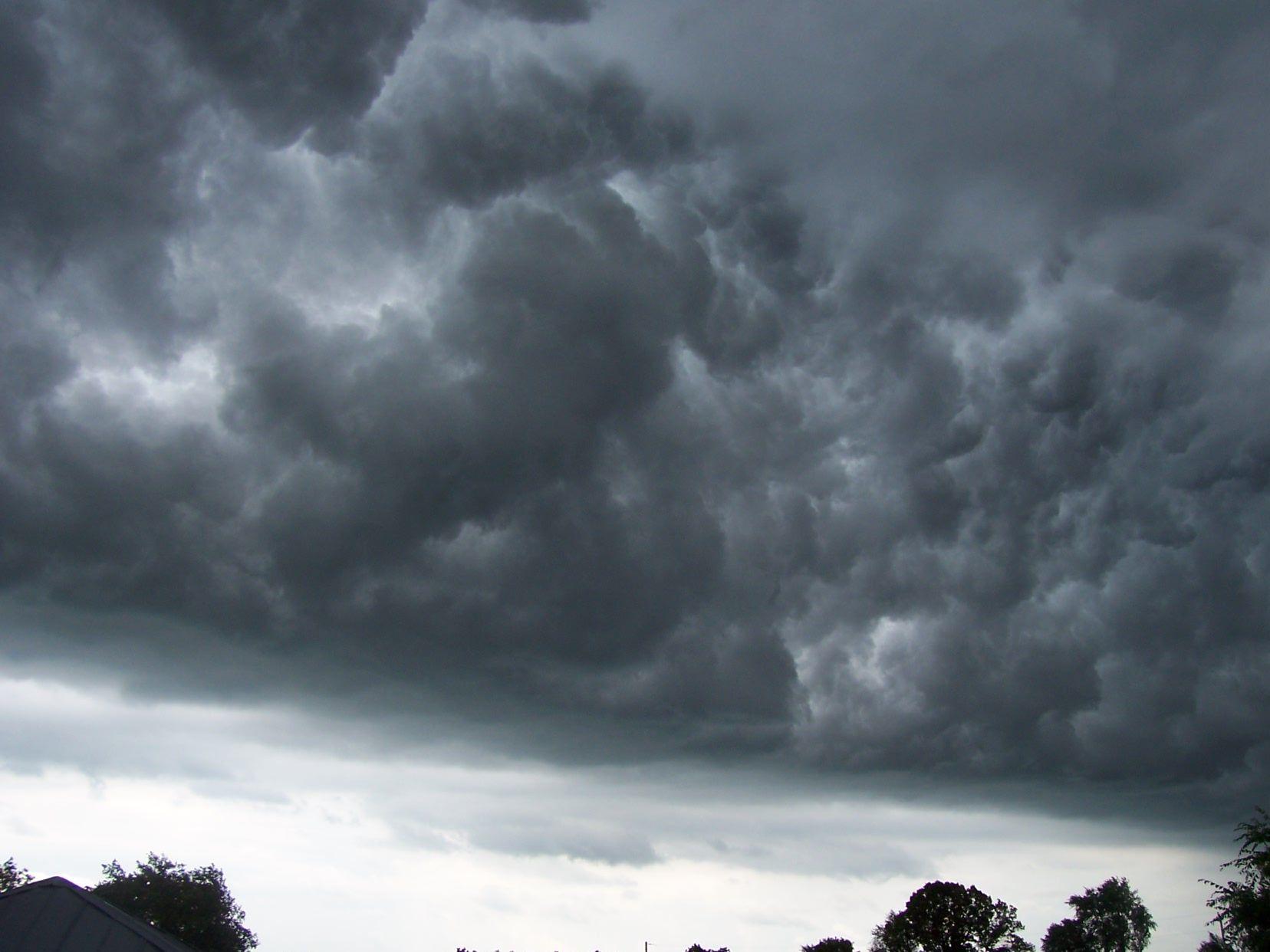 storm in TN
