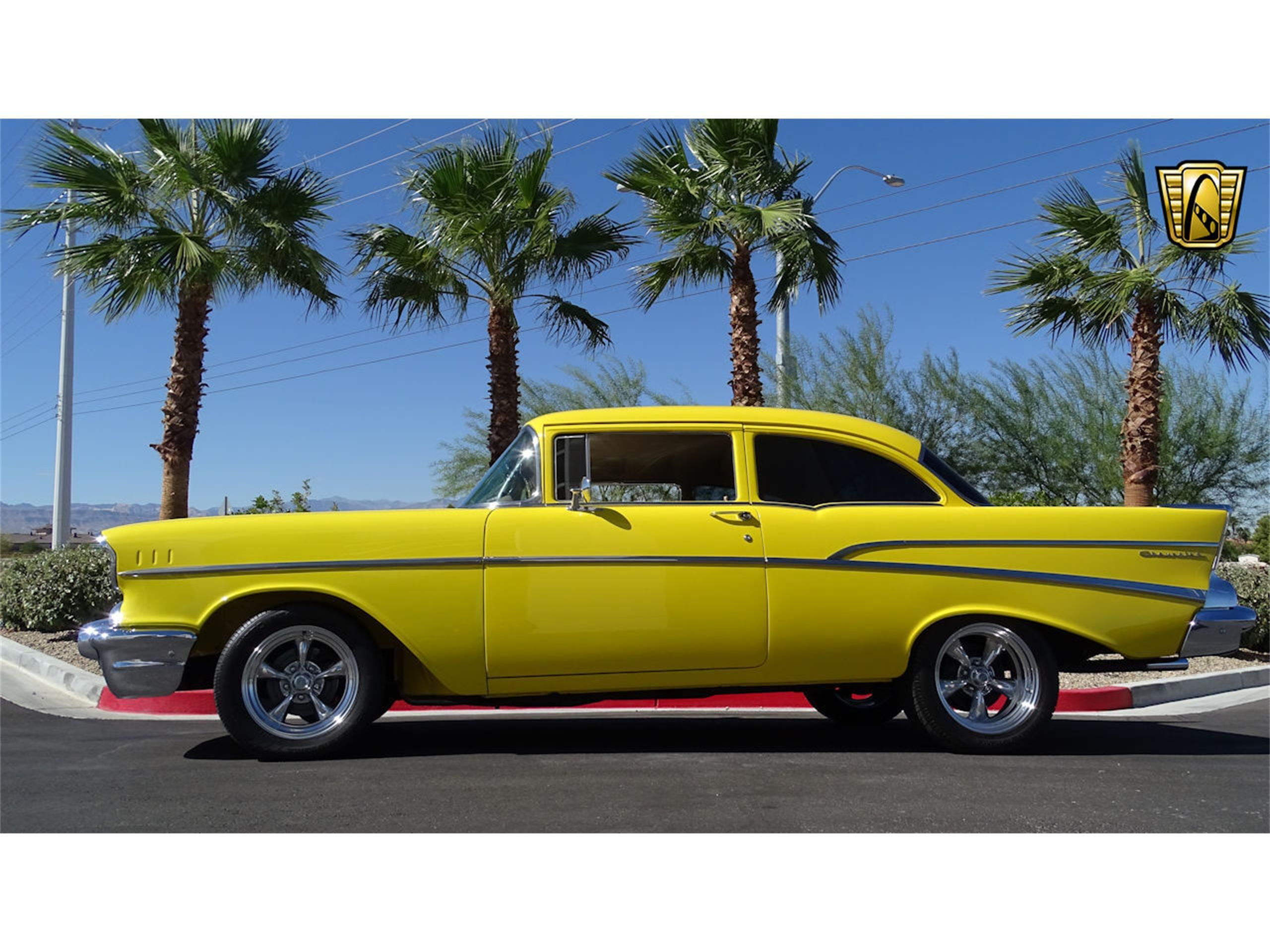 1957 Chevrolet 210 For Sale Listing Id Cc 1152246 Classiccars Com Driveyourdream Classicchevy Chevrolet21 1957 Chevrolet Chevy Muscle Cars Chevrolet