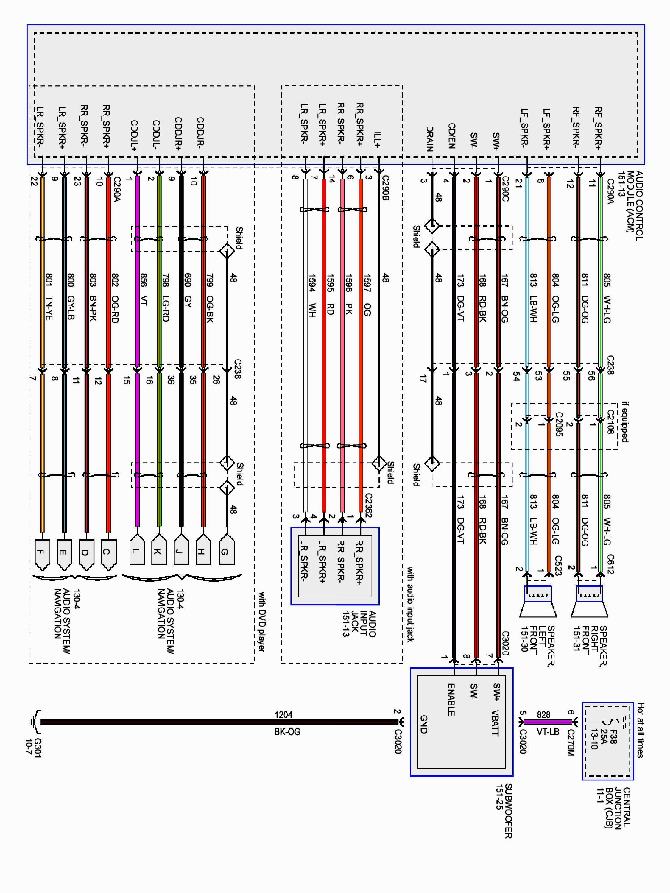 Ford F150 Wiring Diagram 4 2004 Ford F150 Ford Expedition Diagram