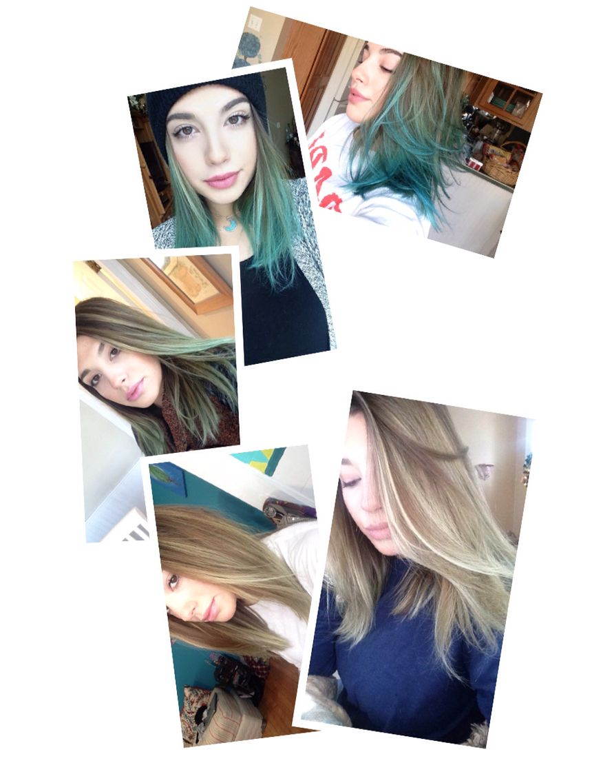 Quick Tip For How To Fade Out Hair Dye Without Bleach Wash Your Hair Everyday With A Mixture Of Head An Head And Shoulders Shampoo Bleached Hair Dyed Hair