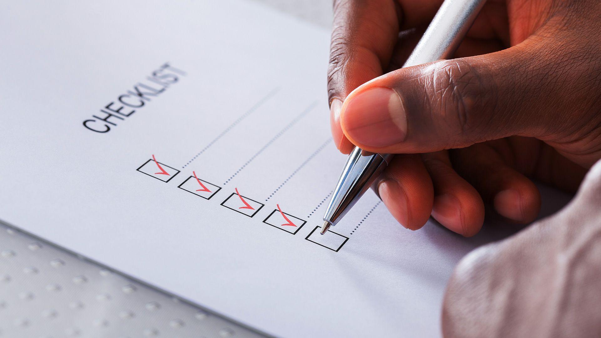 Mit dieser Checkliste überprüft Ihr, ob Eure Seiten von Duplicate Content betroffen sind:  #seonerd