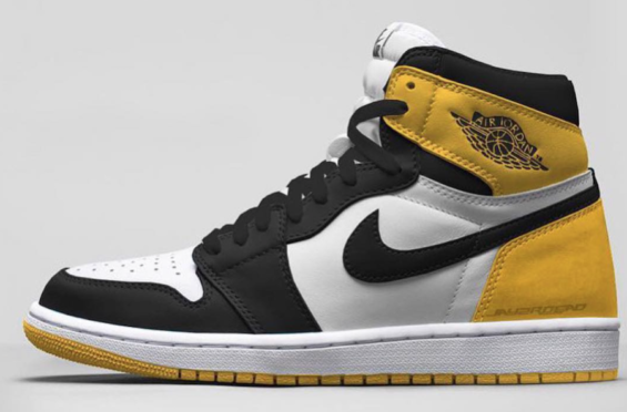 The Air Jordan 1 Retro High OG Yellow Ochre Has A Rumored Release Date