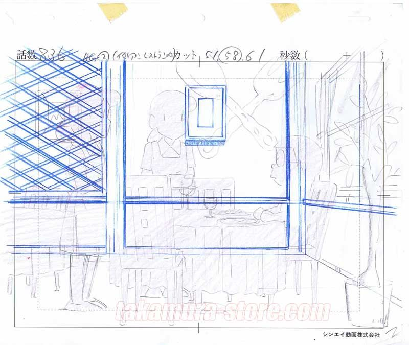 doraemon original sketch