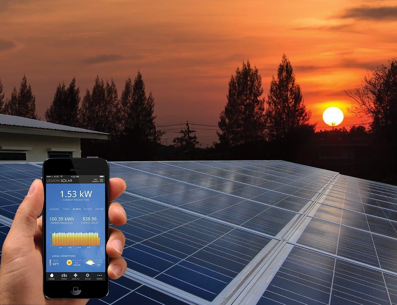 Legion Solar Bluetooth Solar Panel Starter Set Solar Solar Panels Solar Energy Panels