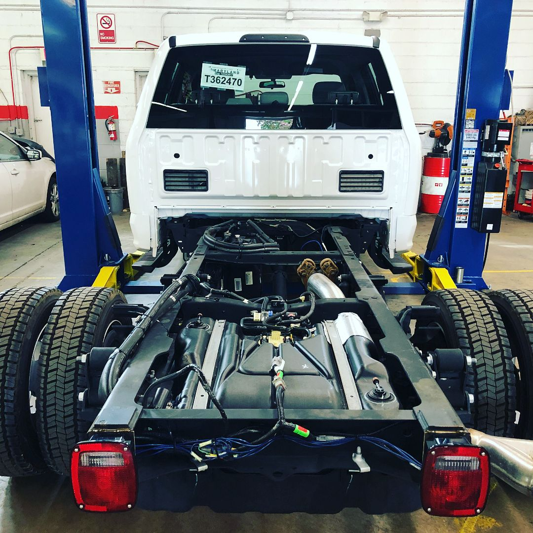 small resolution of 2017 f550 preparing this truck to hauler cars ford f550 diesel