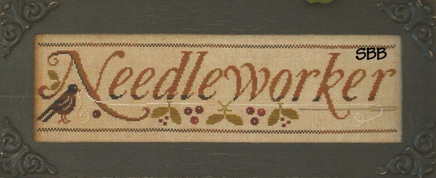 little house needleworks: needleworker added to the to-do list ...done!
