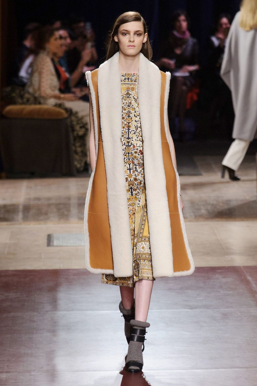 images Hermès FallWinter 2014-2015 Collection – Paris Fashion Week