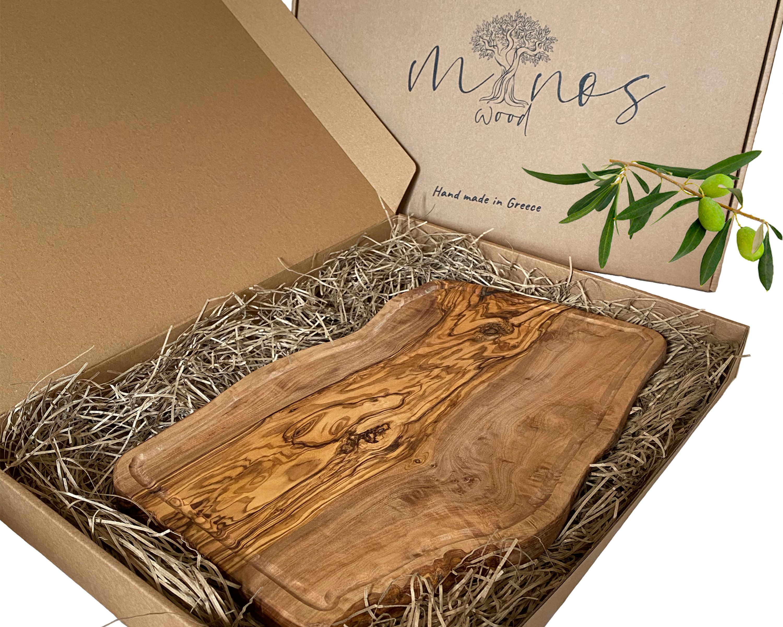 Pin on 100 organic premium olive wood cutting board