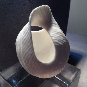 la cerámica de Sandra Byers