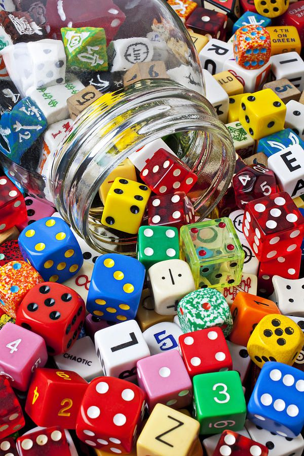 Jar Spilling Dice (With images) Gambling party, Card
